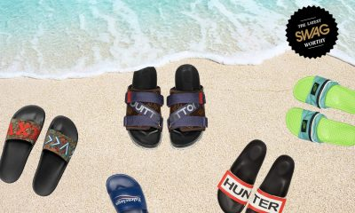 Swag Worthy Men's Slides for the Summer | SWAGGER Magazine