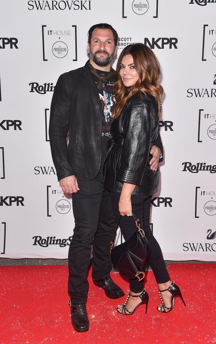 Anthony Mantella and Natasha Koifman - IT House x Producers Ball - TIFF 2018 | SWAGGER Magazine