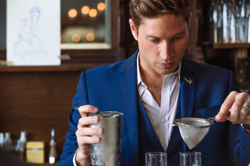 Joe McCanta Grey Goose Vodka Ambassador Mixologist - Le Premier - TIFF 2018 | SWAGGER Magazine