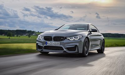 2017 BMW M4 CS – Lime Rock Grey Metallic | SWAGGER Magazine