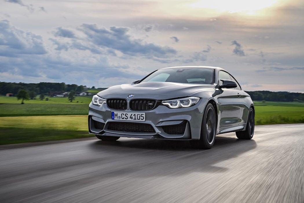 2017 BMW M4 CS – Lime Rock Grey Metallic | SWAGGER Magazine