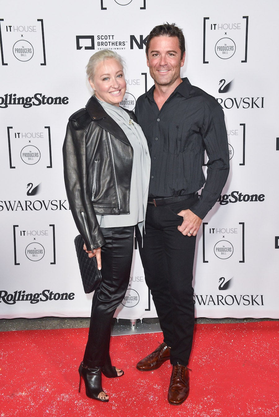Shantelle and Yannick Bisson - IT House Producers Ball TIFF 2018 | SWAGGER Magazine