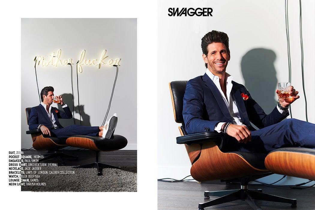 Sebastien Centner - SWAGGER Magazine