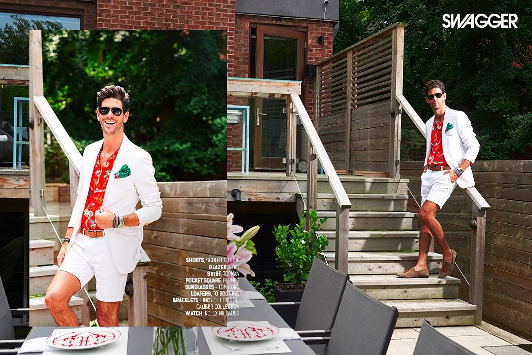 Sebastien Centner - SWAGGER Magazine Toronto
