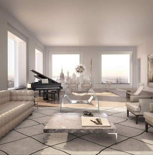 Apartment Listings: Top 3 Most Lavish Apartment Listings In NYC