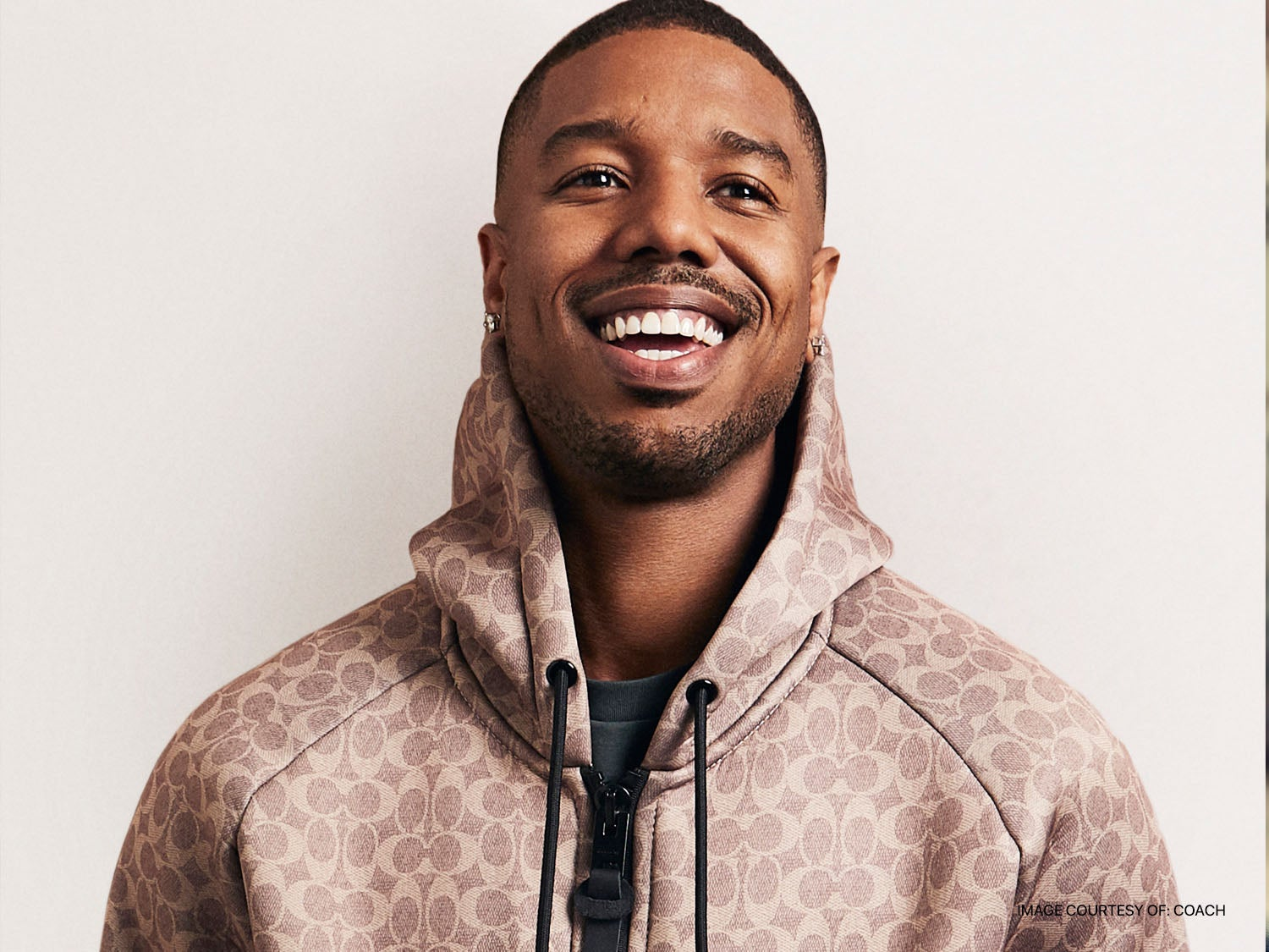 a631605a4061 Making moves  Michael B. Jordan named the 1st global menswear face of Coach