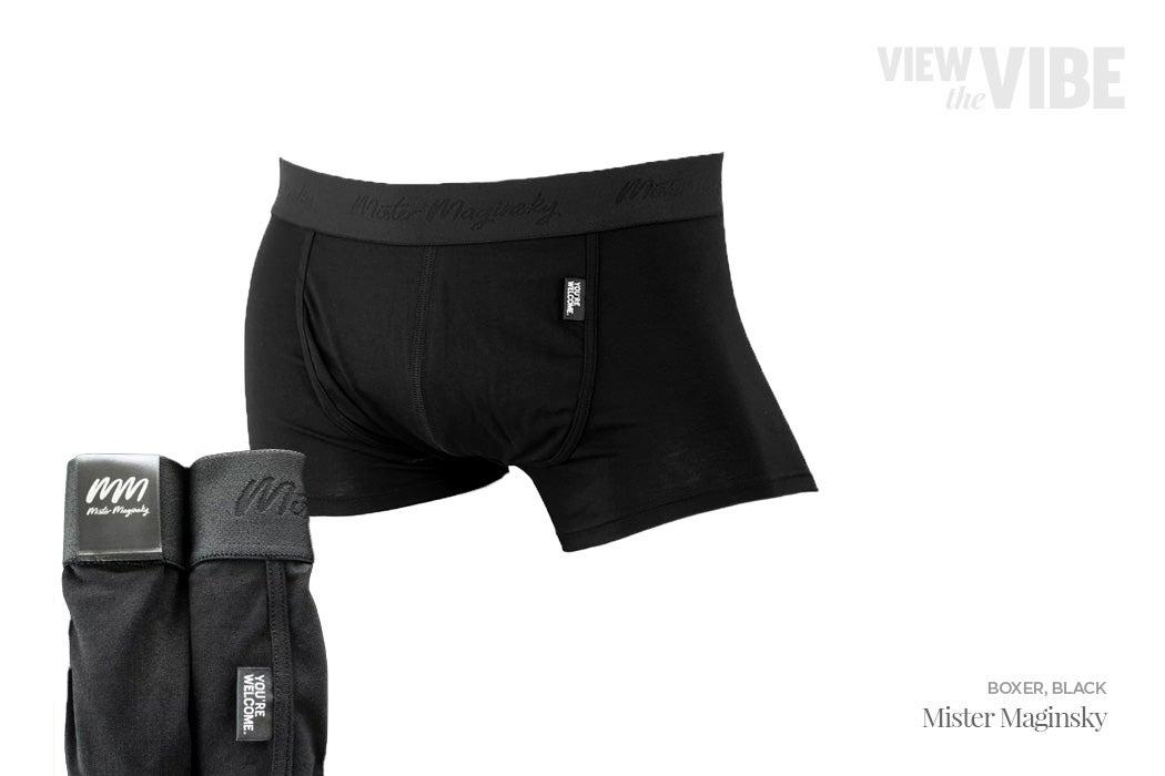 Mister Maginsky Underwear Top 5 for Men - Swagger Magazine