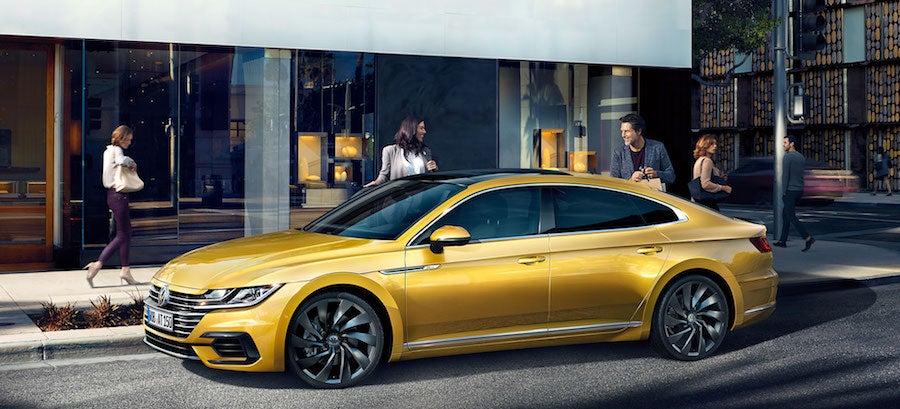 Volkswagen Arteon - Arbi Seyranian for Swagger Magazine
