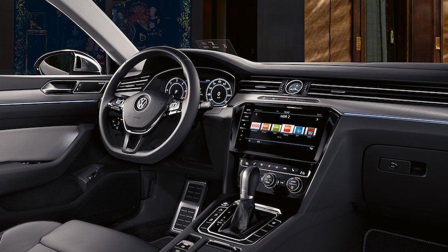 Volkswagen Arteon Interior - Arbi Seyranian for Swagger Magazine
