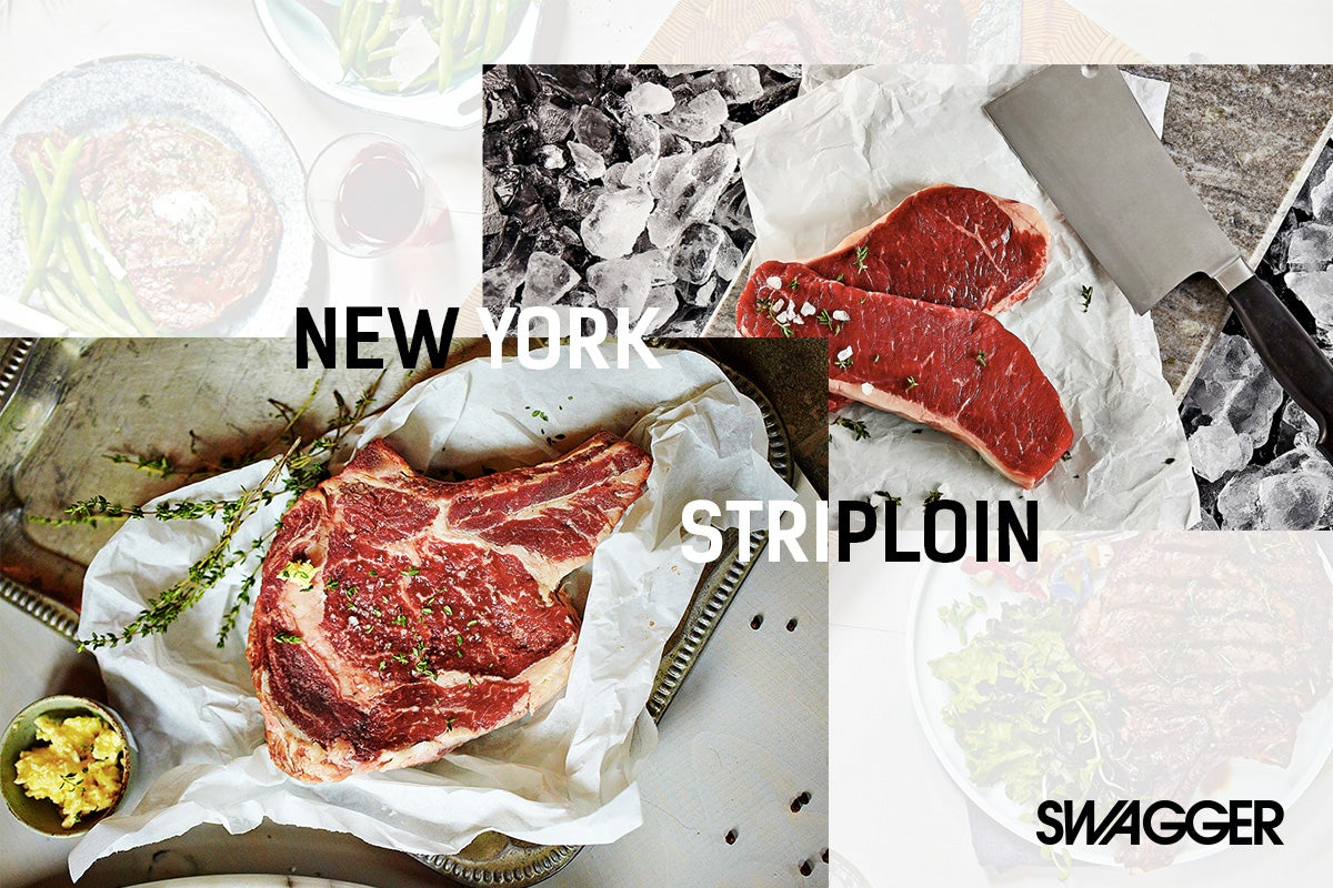 Cynthia Beretta, Beretta Farm, Beretta Kitchen, New York Striploin Steak - SWAGGER Magazine