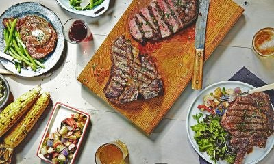 beretta farms - new york steak | Swagger Magazine