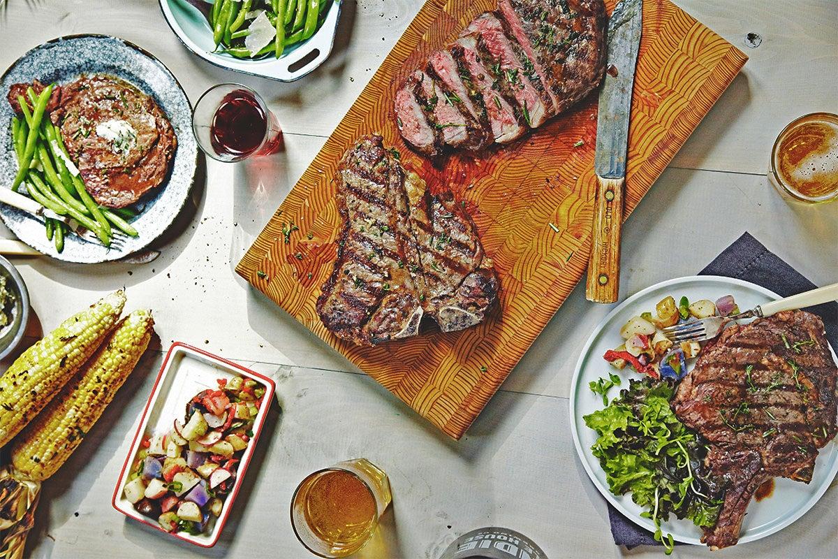 beretta farms - new york steak | Swagger Magazine