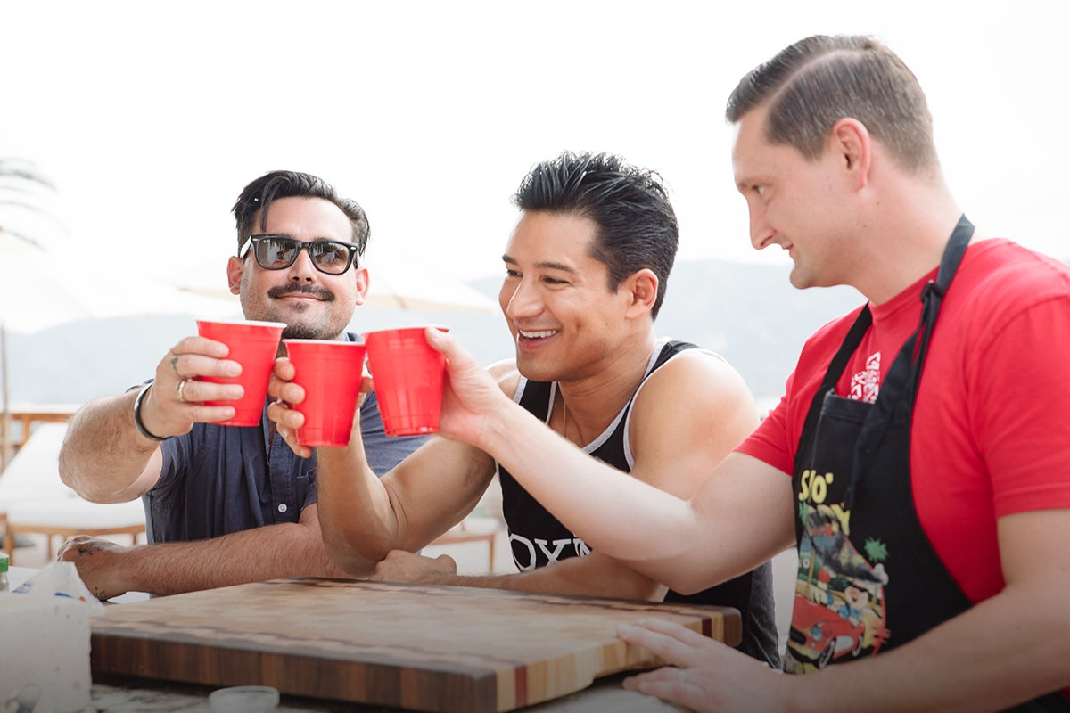Mario Lopez Can Teach You Something About Enjoying Family