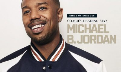 Michael B Jordan new face of Coach - Swagger Magazine, Kassius Denizen