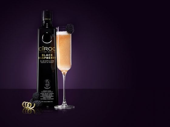 Ciroc Black Raspberry Vodka - Swagger Magazine