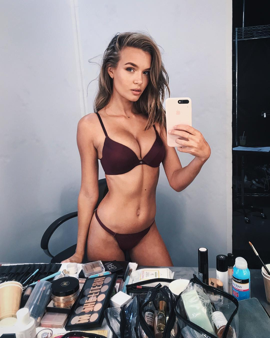 ba6ed0901f 100 Hottest Instagram Models to Follow - Part 1 - SWAGGER Magazine
