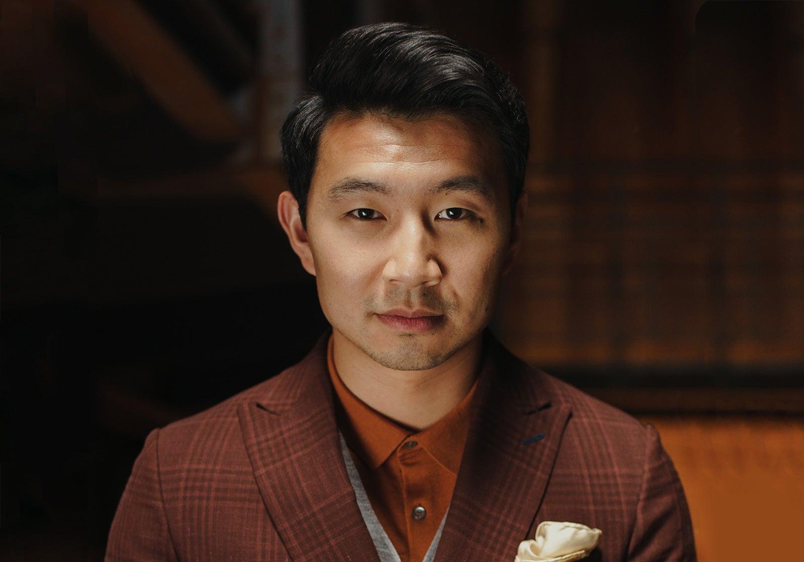Simu Liu - Kim's Convenience - SWAGGER