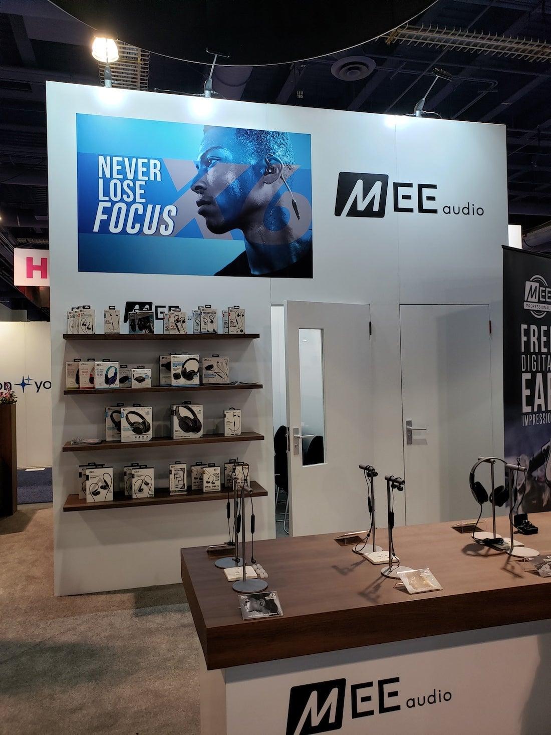 Mee Audio CES 2019