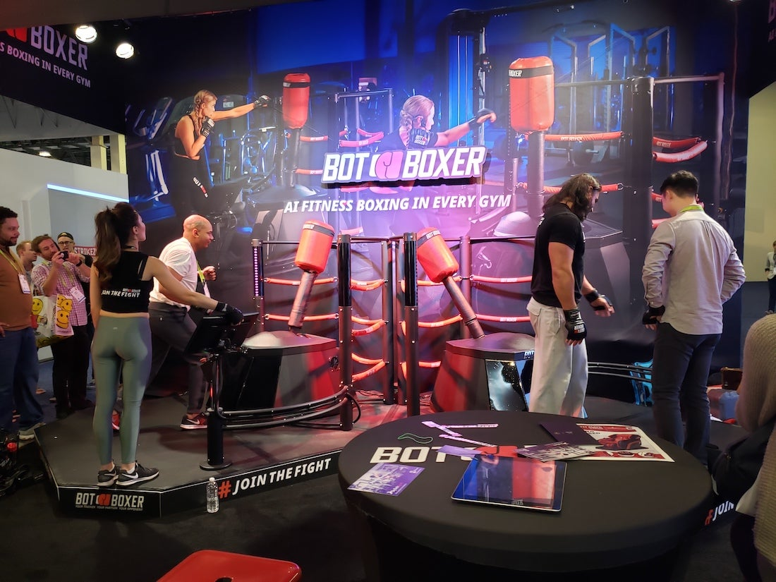 Bot Bxer at CES 2019 - SWAGGER Magazine