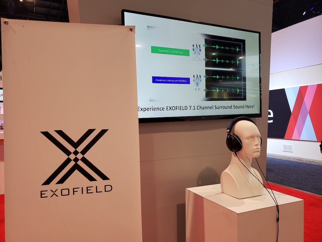 Exofield at CES 2019 - SWAGGER Magazine