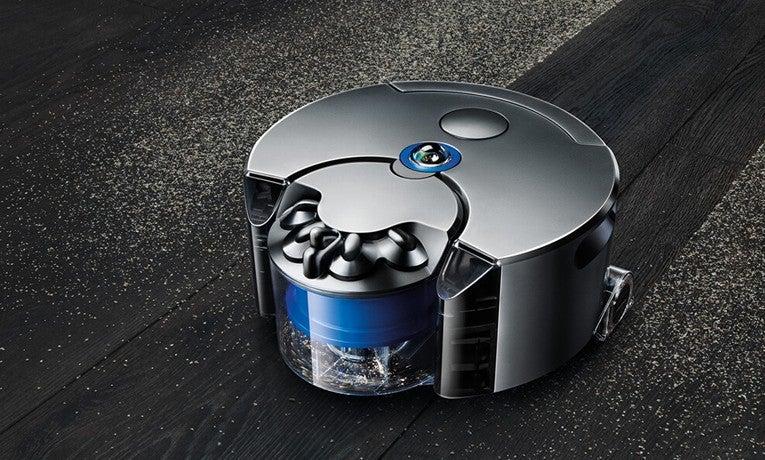 Dyson 360 Eye robot vacuum cleaner - Swagger Magazine