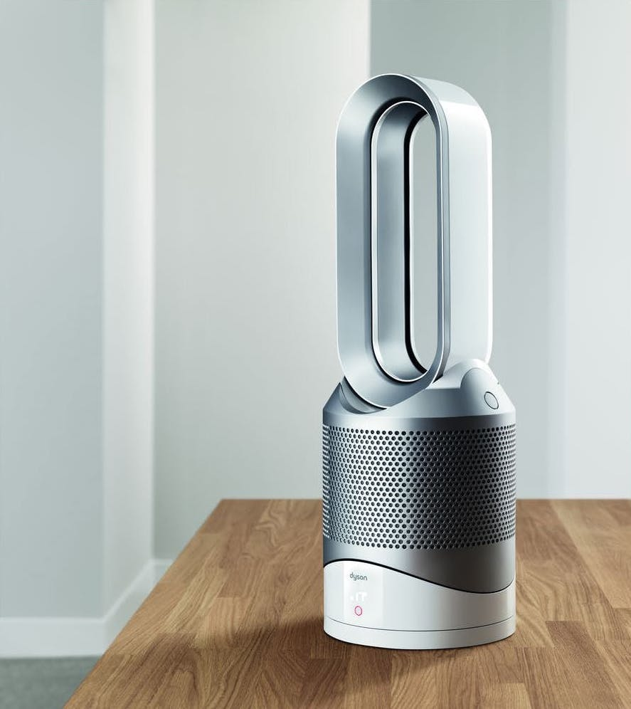 Dyson Pure Hot+Cool HEPA Air Purifier, Heater & Fan