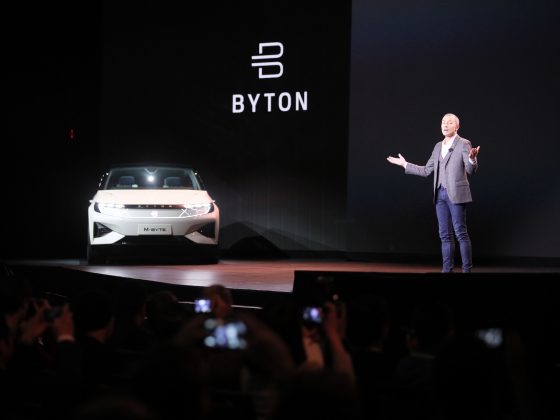 Byton CES 2019 - SWAGGER Magazine