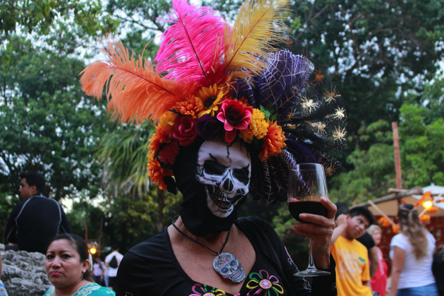 Day of the Dead Xcaret Park