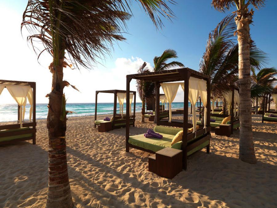 Paradisus Cancun Mexico Sunwing