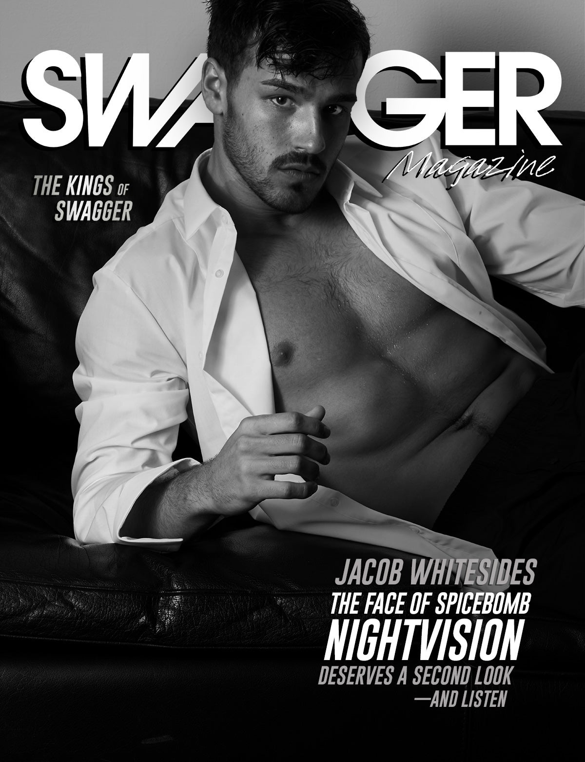 Jacob Whitesides Spicebomb Nightvision SWAGGER COVER