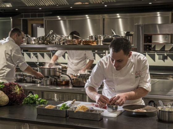 Four Seasons Hotels Michelin Stars - SWAGGER