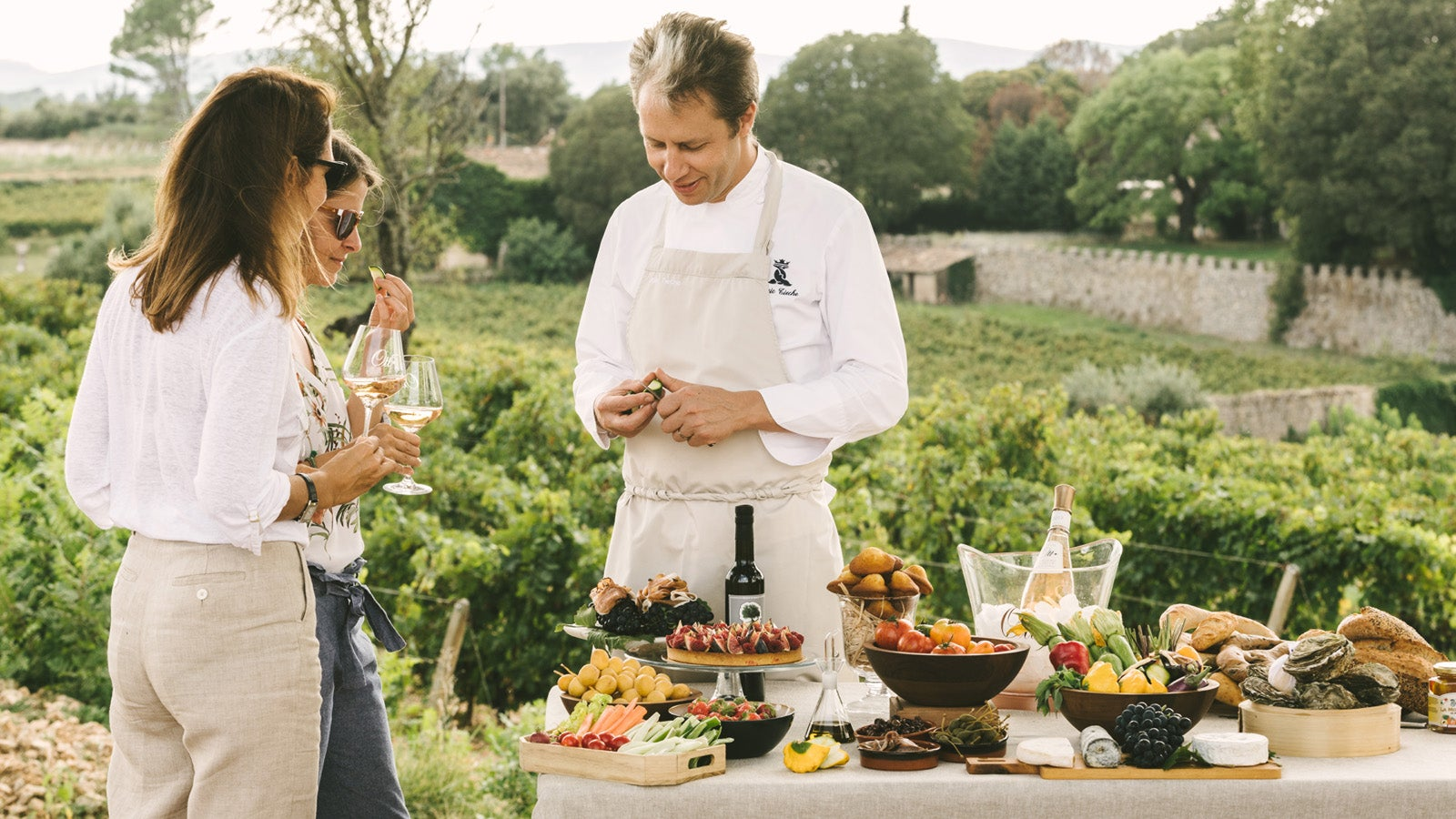 Chef Yoric Tièche, Le Cap Four Seasons Hotels and Resorts - SWAGGER