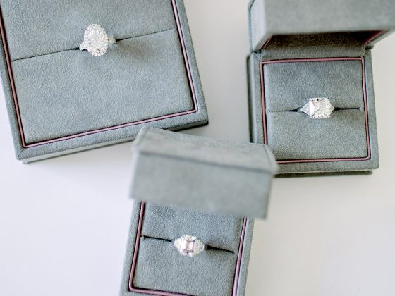Engagement Rings Shape Michelle Damaree