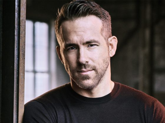 Ryan Reynolds Armani Code Absolu - SWAGGER