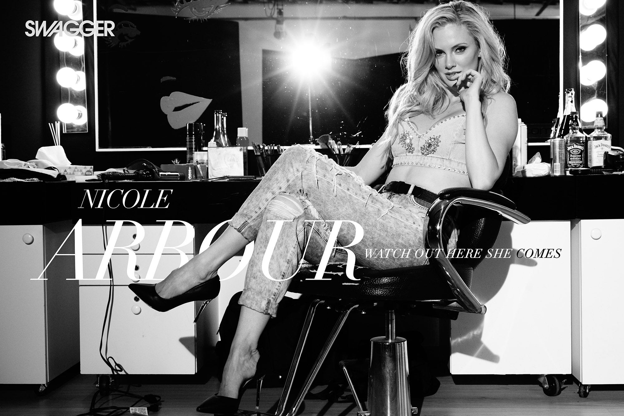 Nicole Arbour SWAGGER Magazine Interview