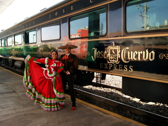 Jose Cuervo Express All You Can Drink Tequila Mexico