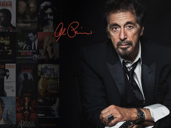 Al Pacino American Icon Awards Honouree Scarface - SWAGGER