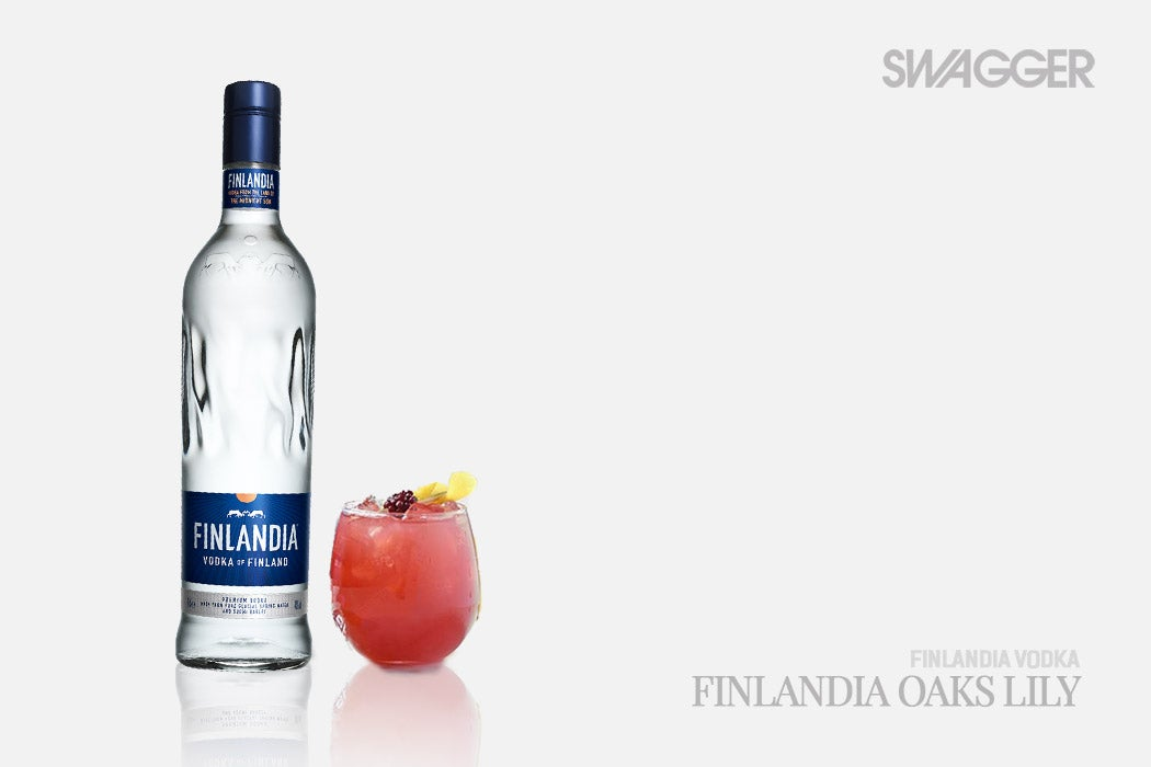Kentucky Derby Cocktails Finlandia Vodka