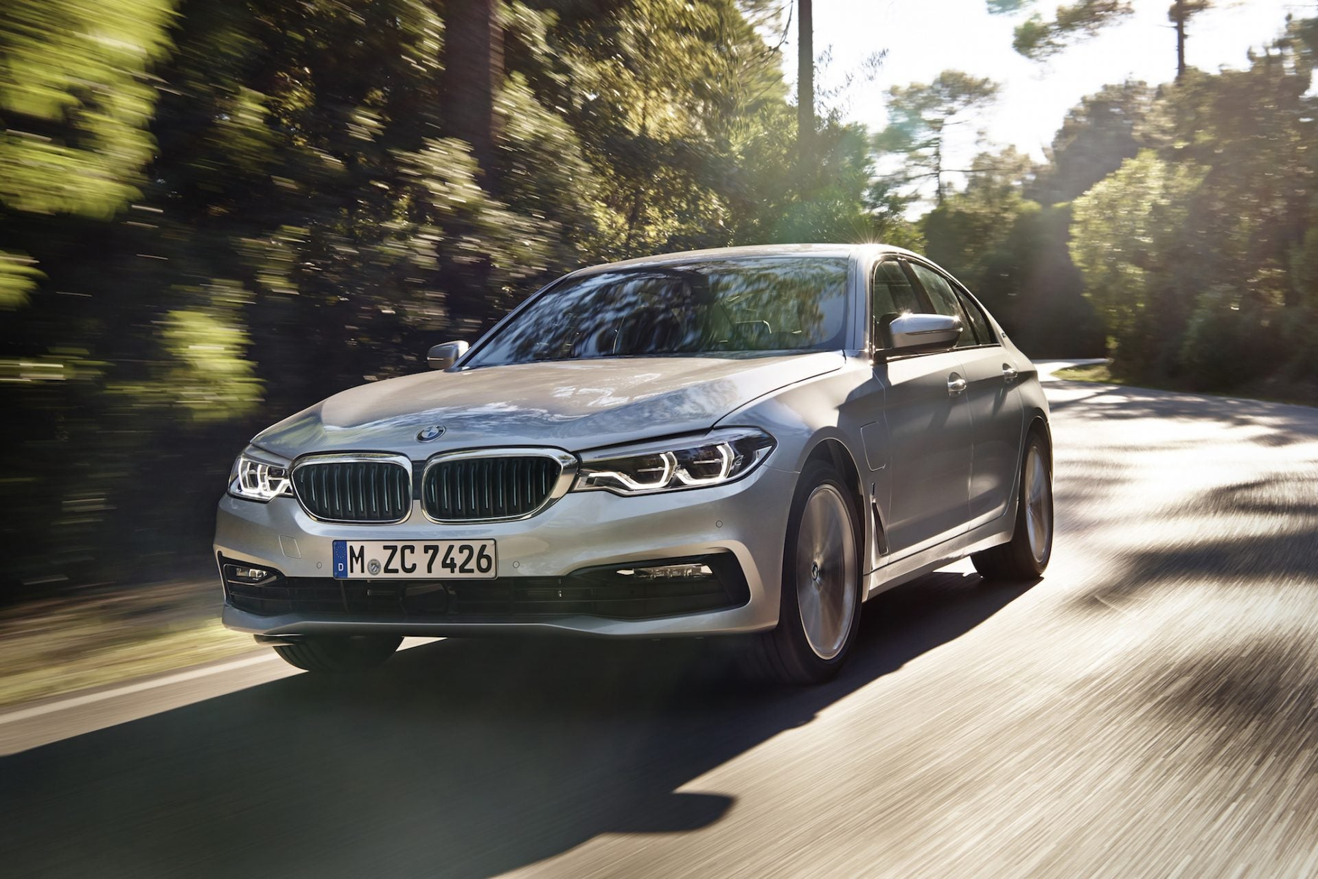 Living With A Plug In Hybrid Electric 2018 Bmw 5 Series 530e