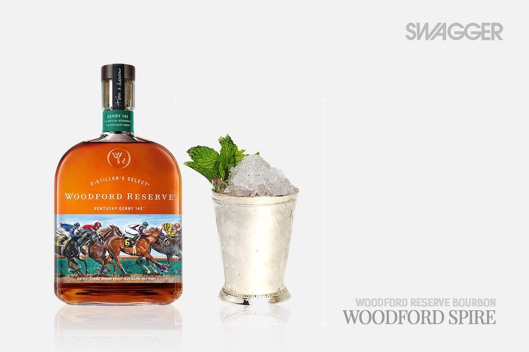 Kentucky Derby Cocktails Woodford Reserve Bourbon