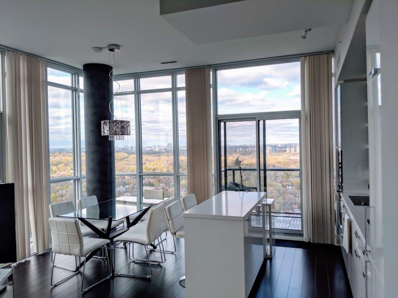 furnished corporate apartment