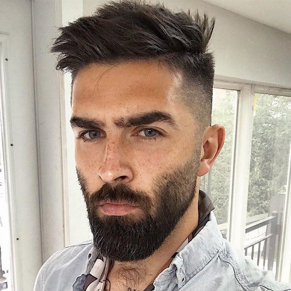 Low Fade High Fade Haircut Styles For Men 32