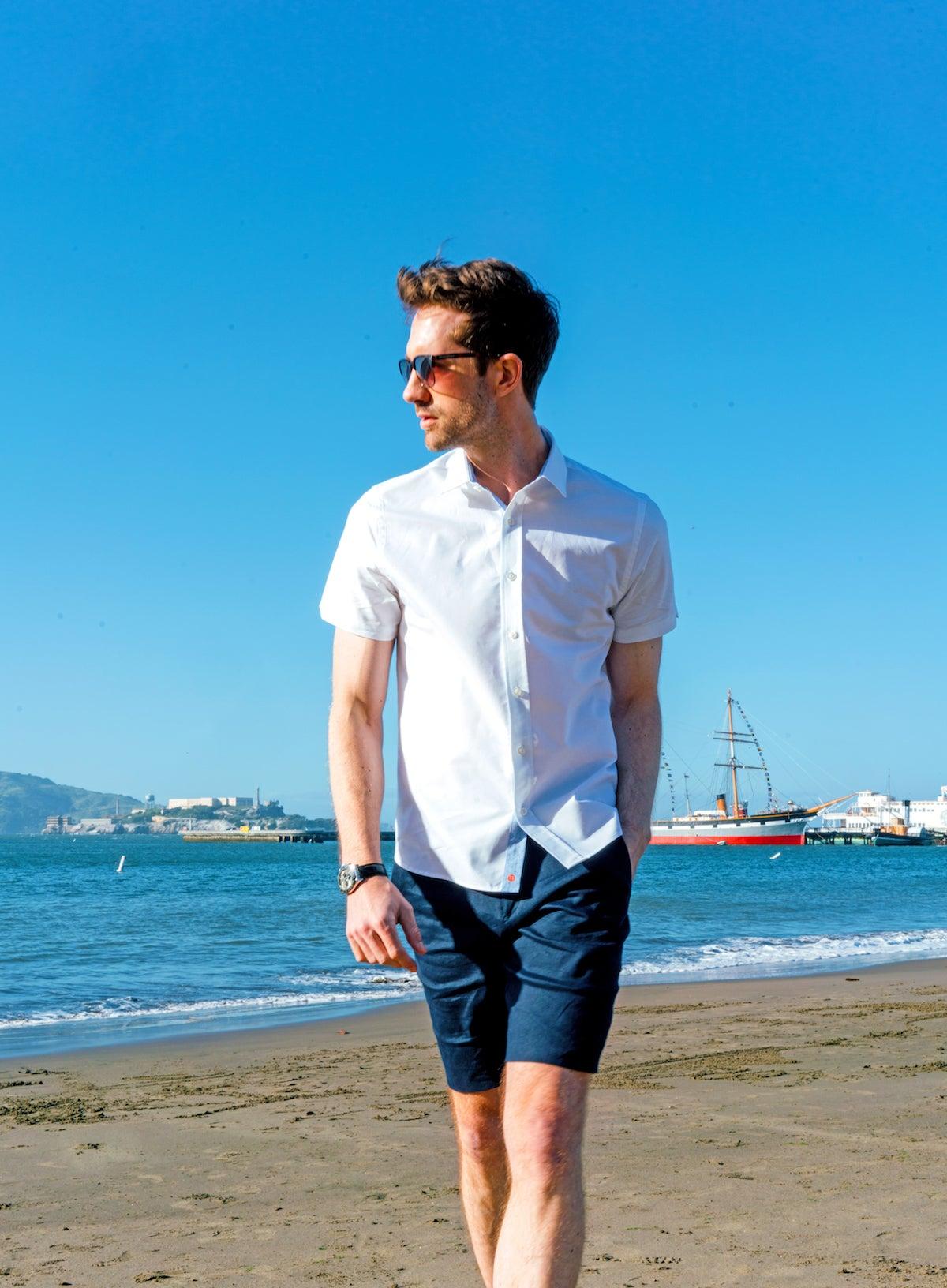 Shop Vustra's Zest Button-Up Shirt