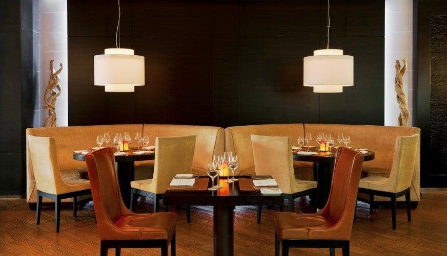 Hunters Room & Grill Westin Dubai Mina Seyahi Resort & Spa Steakhouse