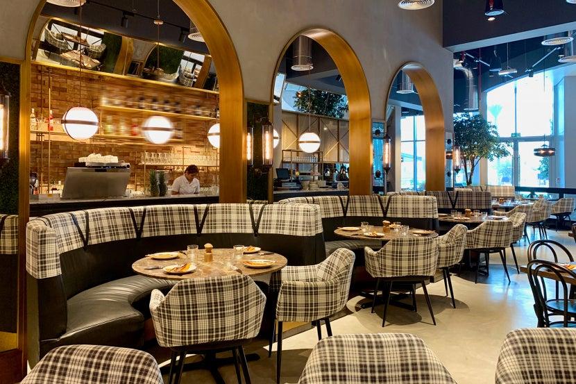 Hurricane's Grill Dubai