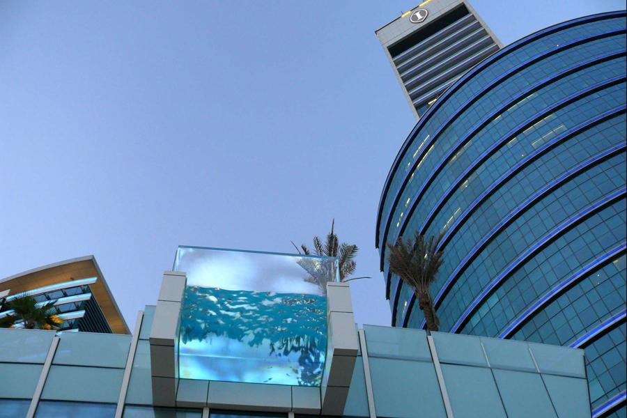 InterContinental Dubai Festival City Pool