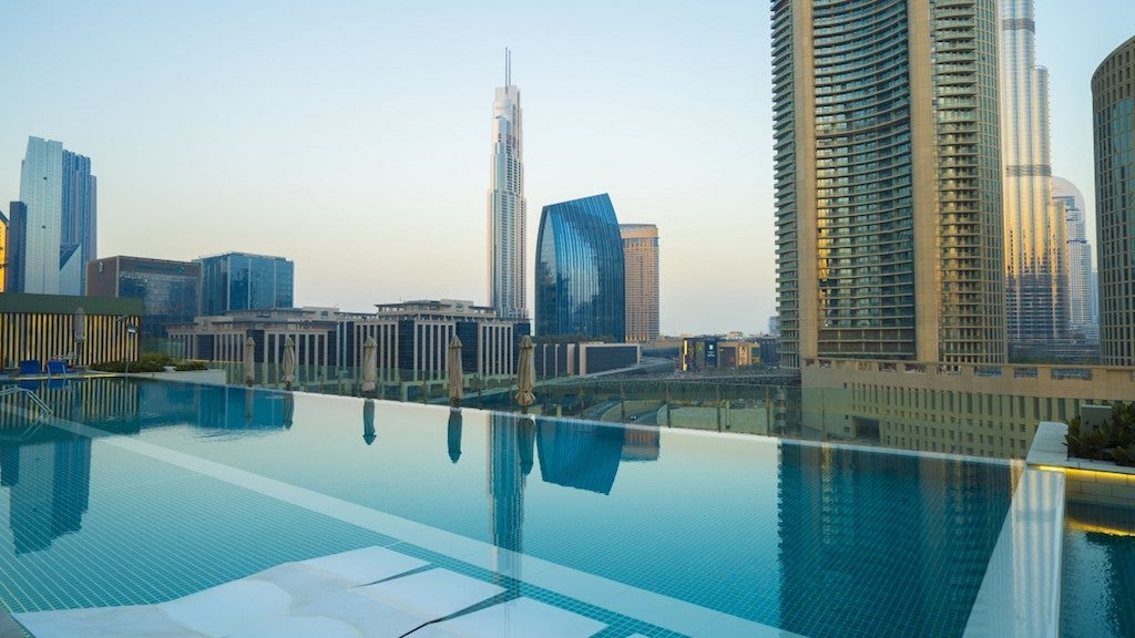 Sofitel Dubai Downtown Pool