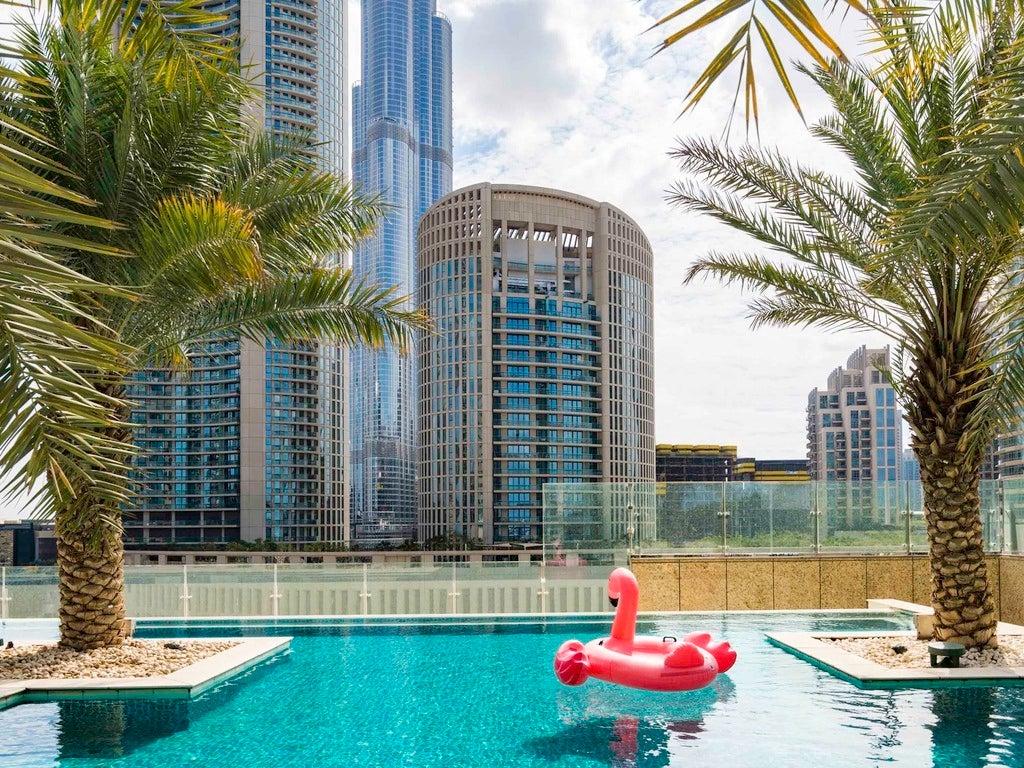 Sofitel Downtown Dubai