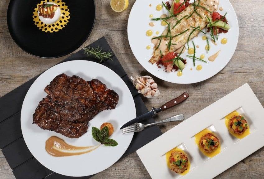 The Exchange Grill Fairmont Dubai Steakhouse