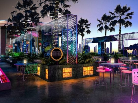 The Best Party Hotels in Dubai